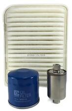 FORD FALCON FG - 5.4L V8 & 4.0L PETROL AIR OIL FUEL FILTER KIT (Z516, AFL101)