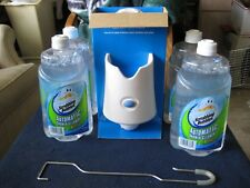 Scrubbing Bubbles Automatic Shower Cleaner Starter Kit 4 Refills / NEW open box