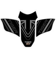 Protector de Depósito Resina 3D Triumph Tiger 800 Xrt 2018-2019 GP-632 (Black)