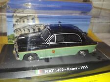 FIAT 1400 (ROMA) 1955 - TAXI COLLECTION 1:43 #02 - MOC / DIE-CAST