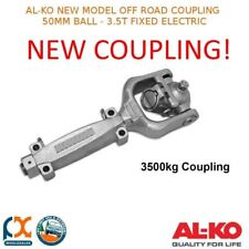Alko 3.5T Off Road Coupling 50mm Ball Electric Brake Offroad Trailer Caravan