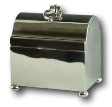 VINTAGE - Solid Sterling Silver - Edward Barnard & Sons CASKET - 1906