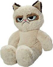 Productos para mascotas de Palo de Rosa Juguete Perro de Peluche de disquete Grumpy Cat