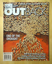 RM Williams Outback Magazine *Issue 85 Oct/Nov 2012