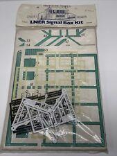 Prototype Models O Gauge 7mm LNER Signal Box Kit (Stamford Lincs) Rare Sealed GC