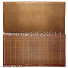 5×Prototype PCB Board 18*30cm Universal Bread Board 6900 Holes Sigle Side Copper