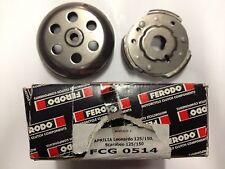 FRIZIONE+CAMPANA FERODO FCG0514 PER APRILIA SCARABEO 125/150/200 ROTAX