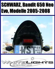 DEL Feu Arrière Noir Suzuki Bandit GSF 650 N S k5 k6 k7 k8 teinté Tail Light