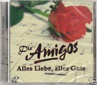 CD Die Amigos `Alles Liebe, alles Gute` Neu/OVP