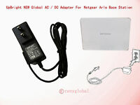 AC Adapter For Netgear Arlo Base Station Security System Base VMB3000 & VMS3230