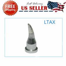 New Listingset Solder Screwdriver Iron Tip Ltax For Hakko Soldering Station Tool Us