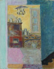 Pierre Bonnard Petite Cuisine Canvas Print 16 x 20   # 6335