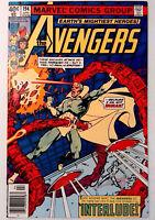 Avengers #194 Marvel 1980 VF+ Bronze Age Comic Book 1st Print