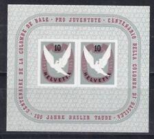 Postfrische Schweizer Pro Juventute-Briefmarken