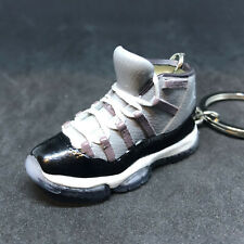af6d23449c6dc4 AIR JORDAN XI 11 RETRO OG HIGH COOL GREY 3D KEYCHAIN SNEAKERS SHOES 1 6