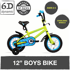 "AVALANCHE MINI MAX 12"" BOYS KIDS BIKE"