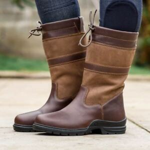 Bow and Arrow Branham Pull On Ankle Walking Waterproof Leather New Country Boots