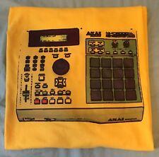 akia mpc, 2000xl, music sampler, t shirt, hip hop, drum machine, drum pads