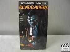 Roadracers VHS David Arquette, Salma Hayek, John Hawkes; Robert Rodriguez