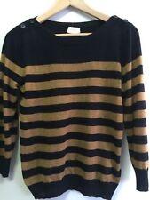 Crewneck Wool Regular Striped Jumpers & Cardigans for Women