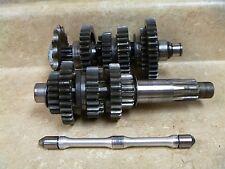 Yamaha 250 DT ENDURO DT250-B DT 250 Engine Transmission 1975 Vintage YB50