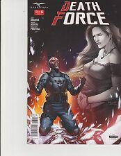 Death Force #3 Cover D Zenescope Comic GFT NM Rosete