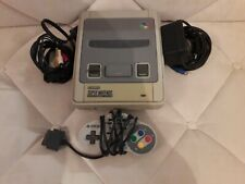 Super Nintendo Entertainment System / Nintendo / Pal