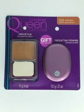 CoverGirl Queen Co.Compact Foundation+Pressed Powder Amber Glow & Light Bronze 2