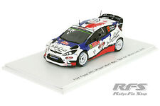 Ford Fiesta RS WRC - Bouffier - Rallye Mont Carlo 2015 - 1:43 Spark 4510