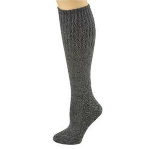 Womens Comfort Acrylic Soft Thick Winter Boot Socks 3 pairs