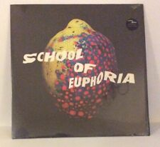 Spleen United - School Of Euphoria Vinyl Sealed Copenhagen Records 2012