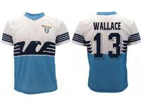 Maglia Lazio Wallace  2019 Prodotto Ufficiale SS Home aquila 13 Fortuna Santos