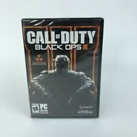 Call of Duty: Black Ops III (PC: Windows, 2015) Brand New Sealed