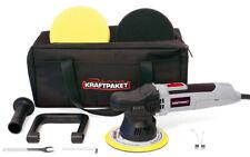 Dino KRAFTPAKET Poliermaschine Exzenter 650W 9mm Hub 150mm Teller