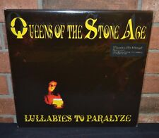 QUEENS OF THE STONE AGE - Lullabies to Paralyze Import 180G 2LP BLACK VINYL Etch