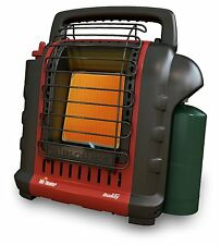 Indoor Outdoor Safe Portable Radiant Space Heater Heat Camping New Space Heater