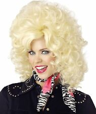 Country Western Dolly Parton 50s 60s Women Costume Wig