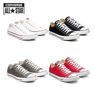 Brand New Converse AllStar Chuck Taylor Canvas LowTop All Star Sneaker Shoe