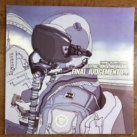"""DJ Friction & Nu Balance Final Judgement E.P. 12"""" Vinyl WL Blade Drum and Bass"""