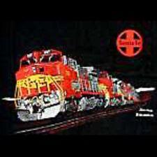"Tee  Shirts  ""Santa Fe Engine #537"", price for 1 tee shirt #2"