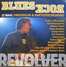 BLUES ROCK - 12 MAAL VINGERVLUG & HARTVERSCHEUREND - CD  - cardboard - PROMO