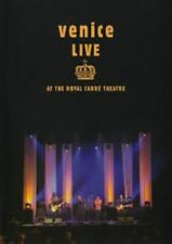 VENICE Live At The Royal Carre Theatre OUT OF PRINT DELUXE LIVE DVD 5.1 NTSC