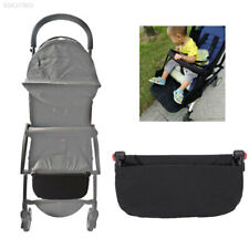 F6C0 Baby Stroller Extension Footrest Pram Accessory Pedal Foot Rest Bumper Bar