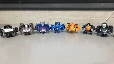 Takara Tomy Q Transformers Set Optimus Prime, Lockdown, Bumblebee, Megatron Etc
