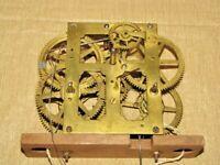 Ogee Weight Driven Clock Movement Parts Repair (Waterbury)