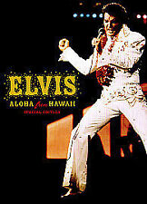 NEW! Elvis Presley - Aloha From Hawaii Special Edition DVD