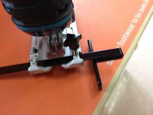 MAKITA screw fence for DJV140 DJV180 14.4v 240v 110v jigsaw 4351 4350 4340 bl183