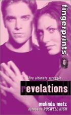 Fingerprints: Revelations No. 6 by Melinda Metz (2001, Paperback)