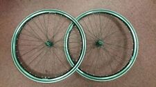 Tubular Bicycle Wheelsets (Front & Rear) 9 Speed