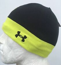 Under armour Hannover H96 2 Tone Arctic Beanie Black/Speed Green UA61130-001-5
